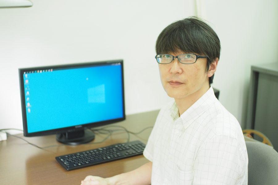 内山賢治先生
